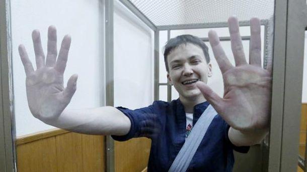 Мать Надежды Савченко приехала вРостов, чтобы поздравить дочь сднем рождения
