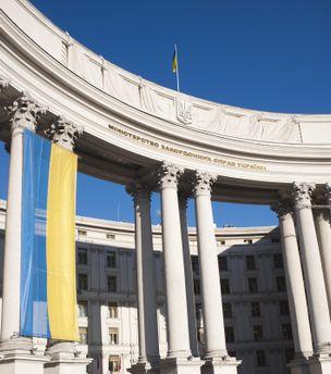 Украина выразила РФ возмущение поповоду загрязнения Черного моря нефтью