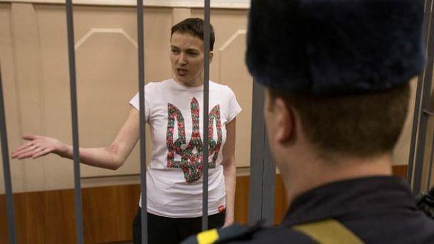 ГРУшников несобираются обменивать наСавченко
