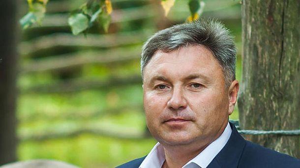 Новый луганский губернатор Гарбуз попал влюстрационный список