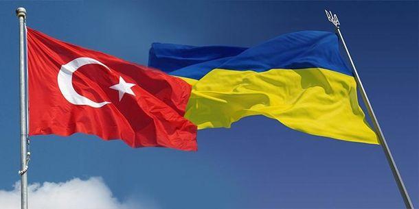 Украина будет сотрудничать с Турцией