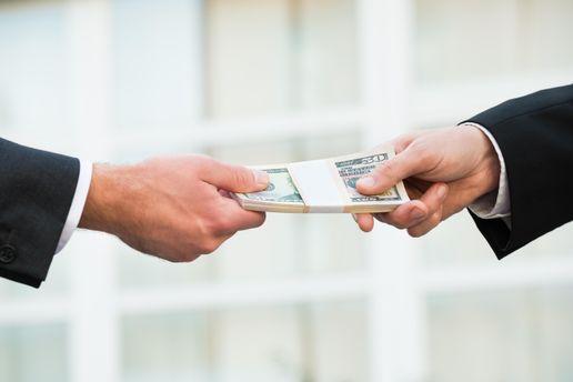 Полтавщина: руководитель райгосадминистрации схвачен навзятке $23 тыс