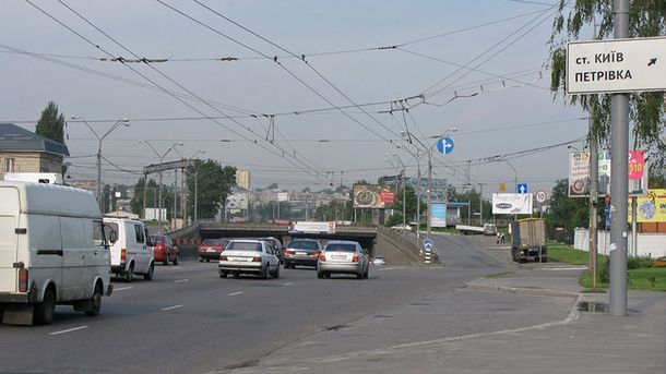 Проспект Московський
