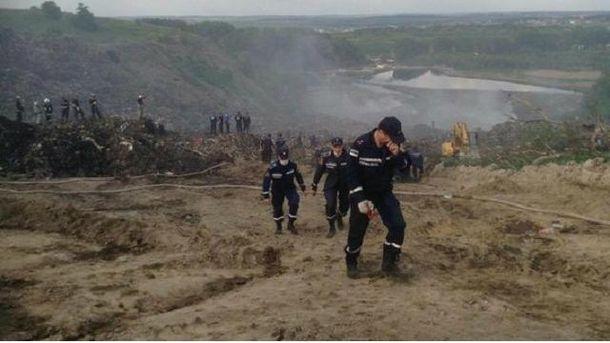Перевіряємо, чи під завалом в Грибовичах є ще одна людина, — голова ДСНС