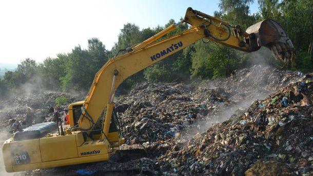 Знайдено тіла двох загиблих на Грибовицькому сміттєзвалищі
