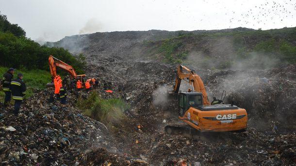 Міністр екології вимагає перевірити всі сміттєзвалища після трагедії на Львівщині