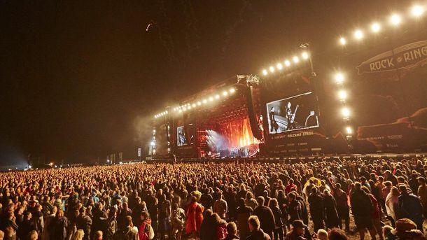 Кількість постраждалих від блискавки на рок-фестивалі сягла 82 осіб