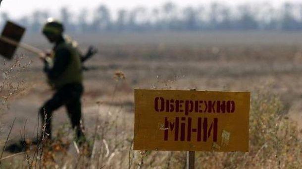 Полное разминирование Донбасса будет стоить Украине миллиарды евро, — эксперт
