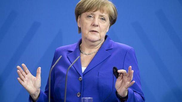 Меркель сделала спонтанное объявление относительно безвизового режима Украина-ЕС