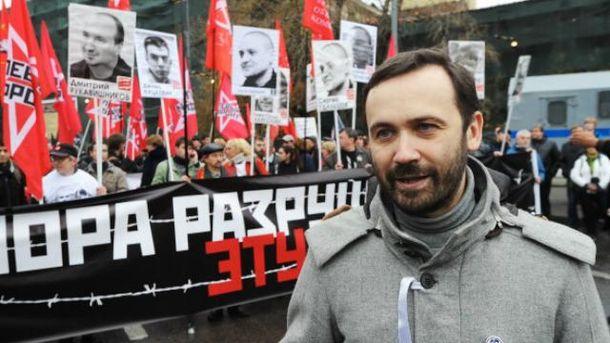 Илье Пономареву разрешили жить вгосударстве Украина: бывший чиновник Государственной думы призвал «завидовать ему»