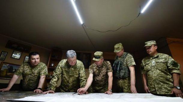 Вгосударстве Украина уже могла объявляться восьмая мобилизация— Порошенко
