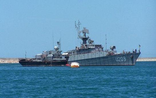 Украина восстанавливает боеспособность кораблей, возвращенных из Крыма