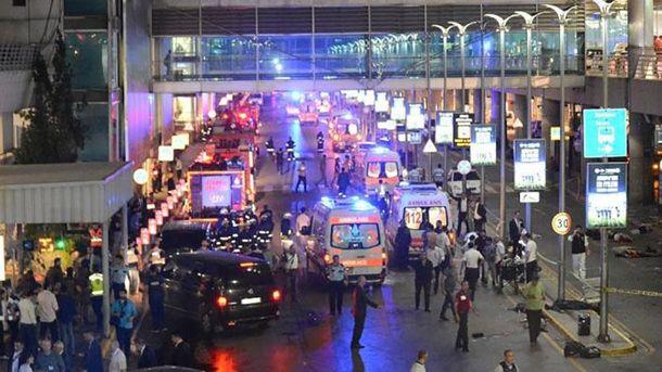 В итоге взрывов погибла украинка— Теракт вСтамбуле
