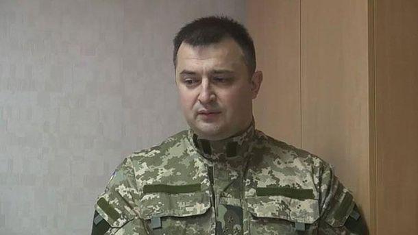 Прокурору сил АТО вручили подозрение, – депутат