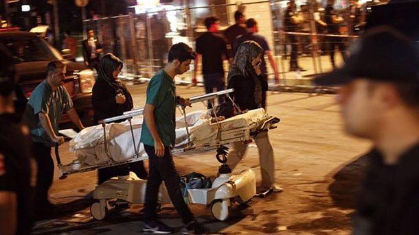 Жертвами теракта вСтамбуле стали уже 43 человека