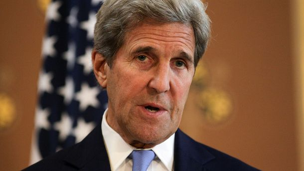 В Госдепе США рассказали, зачем Керри летит в Украину