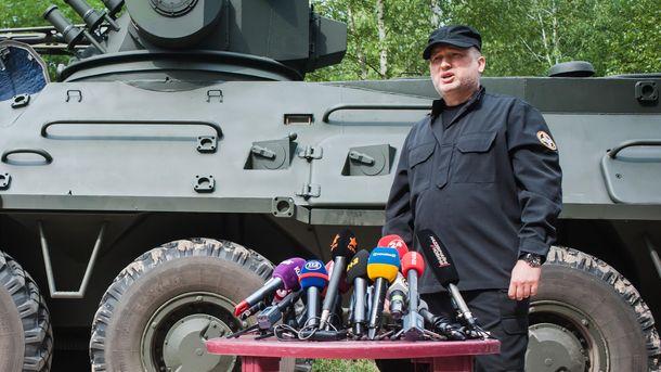 Надо свергнуть оккупантов и вместе освободить свободный, трудолюбивый Донбасс – Турчинов