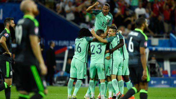 Португальці тріумфують