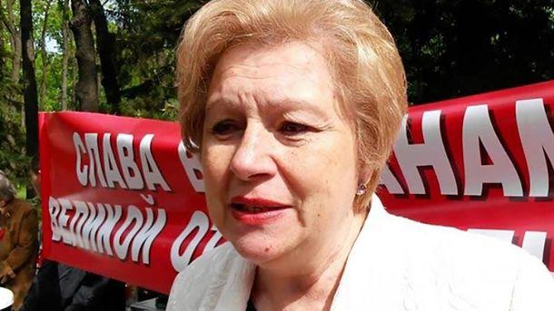 Кернес отказался лишать звания почетного гражданина коммунистку, которую подозревают всепаратизме