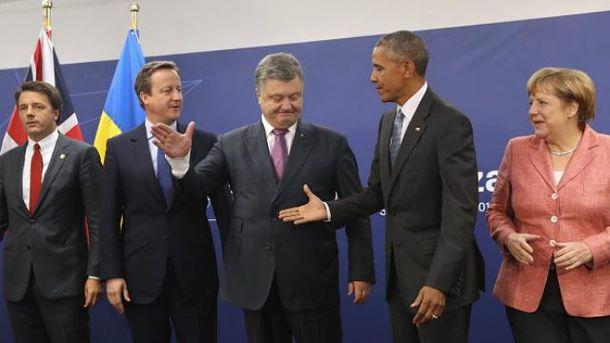 В Минский процесс уже официально вошли США