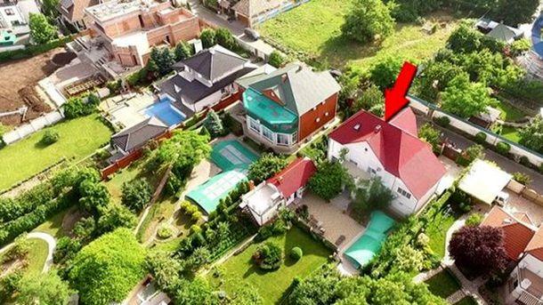 Автомайдан продемонстрировал роскошные дома киевских судей