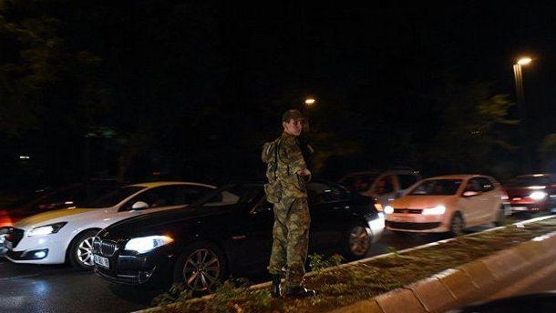 Как вТурции неудался военный переворот— Турецкая ночь