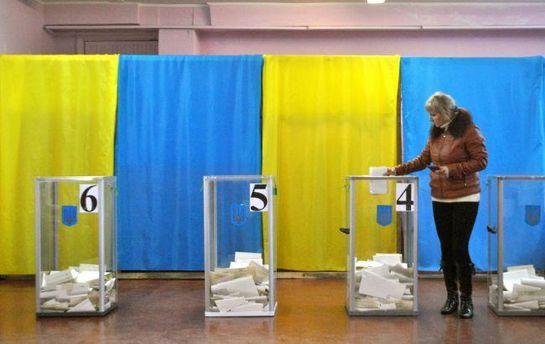 Довыборы вРаду: ЦИК обработала практически 90% бюллетеней