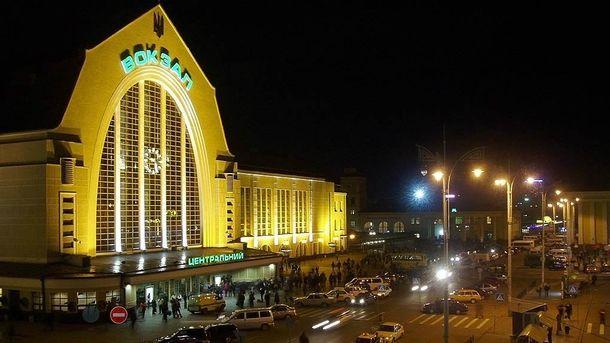 Правоохранители задержали «минера» железнодорожного вокзала вКиеве