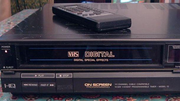 Прощай, эпоха: в июле выпустят последний VHS-видеомагнитофон