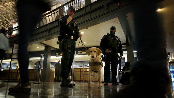 Терористична загроза у Вашинтоні: Центральний вокзал евакуювали