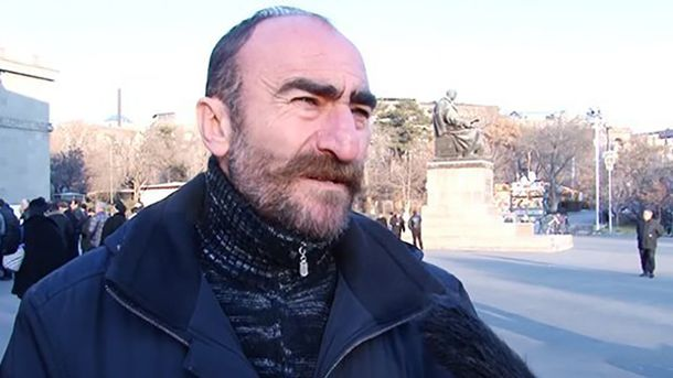 ВЕреване суд арестовал надва месяца лидера вооруженной группы