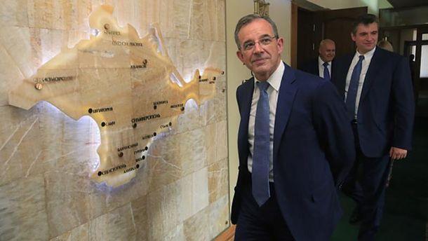 Французский депутат: Крым непринадлежит Украине, иэто отражает мнение населения