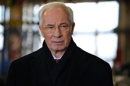 Николай Азаров назвал «мыльным пузырем» вызов надопрос вГенпрокуратуру