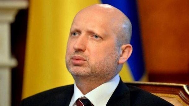 Турчинов озвучил два сценария развития событий— вражда вУкраинском государстве