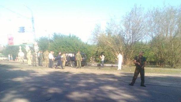 Руководитель ЛНР Плотницкий госпитализирован вкрайне тяжелом состоянии после взрыва машины вЛуганске