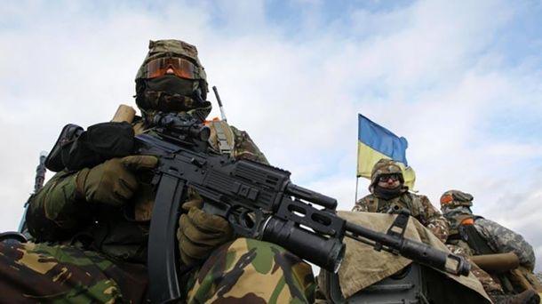 Завчерашний день взоне АТО умер украинский военный, пятеро получили ранения