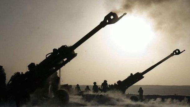 Боевики 17 раз обстреляли позиции военных наДонбассе