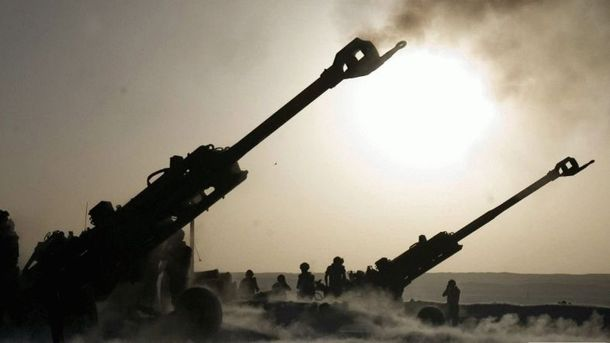 Боевики обстреляли украинские позиции 18 раз— АТО