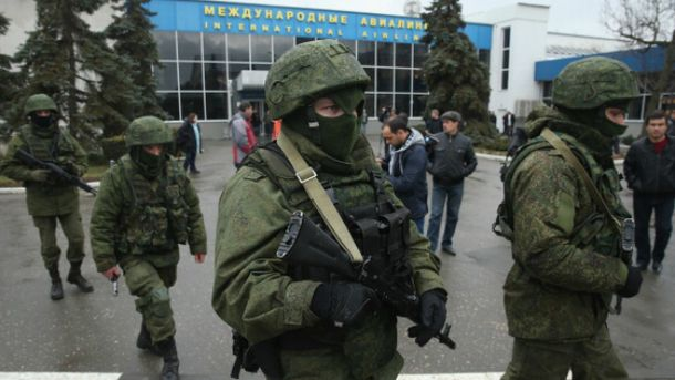Киев: провокациями вКрыму РФ достигает отмены санкций