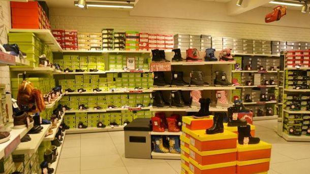 Сеть попродаже дешевый обуви решила уйти из Украинского государства