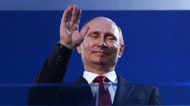 Запад должен проснуться от сумасшествия инаконец-то остановить В. Путина