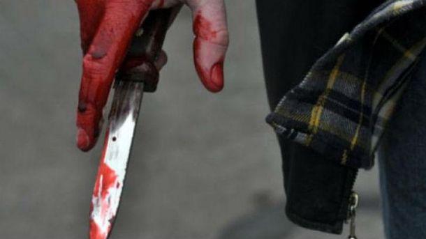 ВКиеве житель россии безжалостно зарезал маленького ребенка