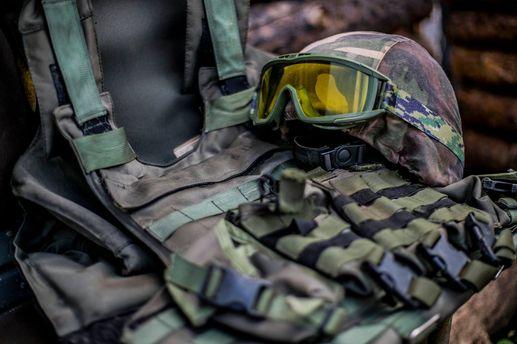Засутки вАТО умер один украинский военный, четверо ранены