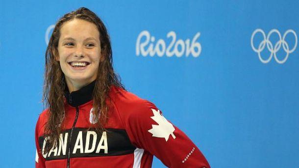 Сразу две пловчихи выиграли золото вРио, приплыв кфинишу одновременно