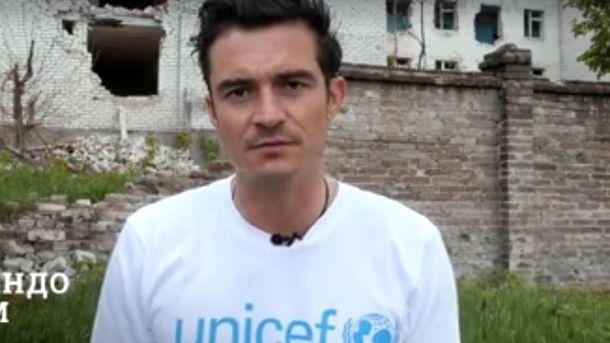 Известный голливудский артист записал обращение кдетям Донбасса: появилось видео