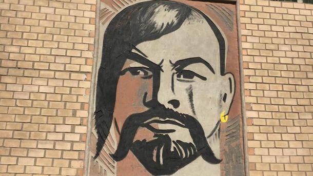 Ленін-козак з'явився на Сумщині