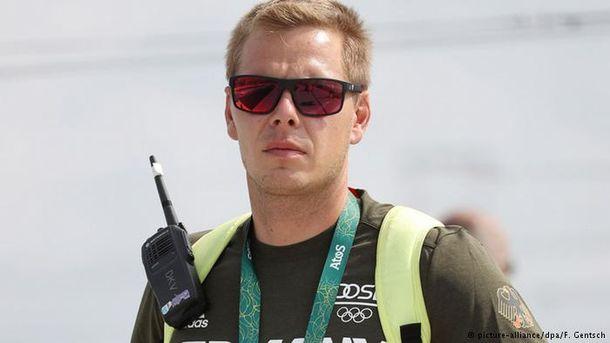 Германскому тренеру несмогли вовремя помогать волимпийской клинике