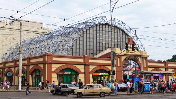 ВОдессе с«Привоза» эвакуировали 1 500 человек из-за звонка оминировании