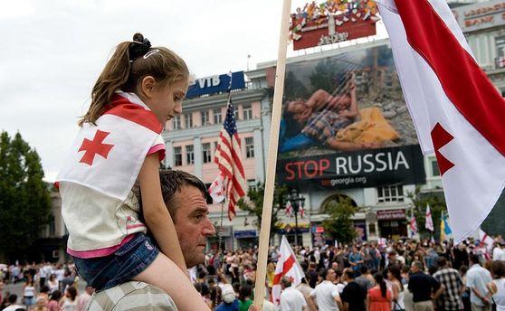 В Грузии разгорелся громкий скандал вокруг пророссийской партии