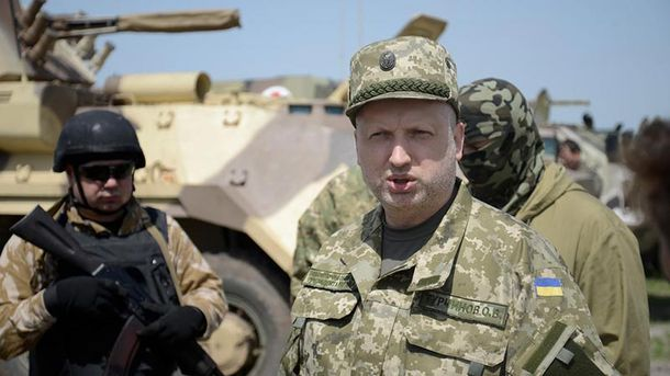 Турчинов озвучил два сценария Кремля вгосударстве Украина